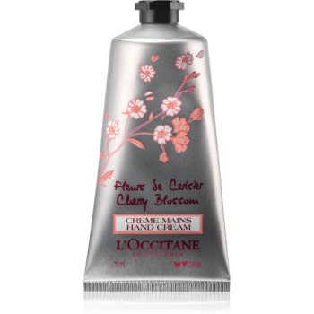 L'Occitane Fleurs de Cerisier crema de maini notino.ro