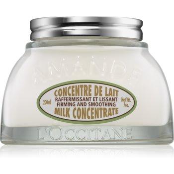 L'Occitane Amande Milk Concentrate crema de corp pentru fermitatea pielii notino poza