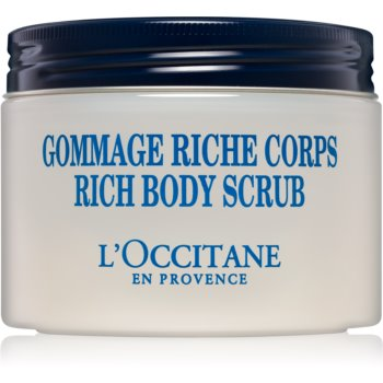 L'Occitane Karité exfoliant delicat pentru corp imagine 2021 notino.ro