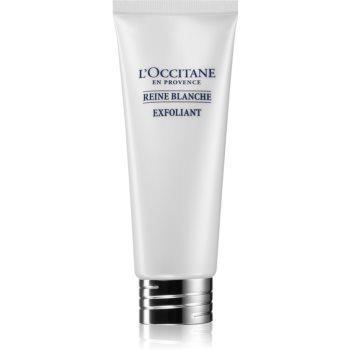 L'Occitane Reine Blanche exfoliant facial pentru o piele mai luminoasa notino poza