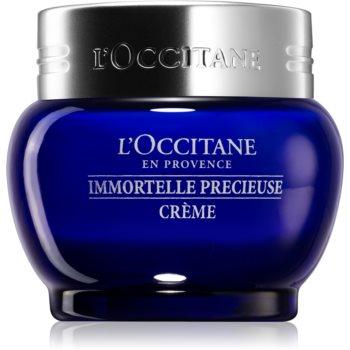 L'Occitane Immortelle Precious Cream cremă pentru față pentru piele normala si uscata imagine 2021 notino.ro