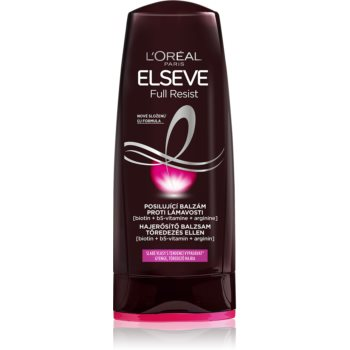 L'Oréal Paris Elseve Full Resist balsam fortifiant notino.ro