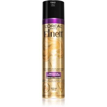 L'Oréal Paris Elnett Satin fixativ cu ulei de argan imagine 2021 notino.ro