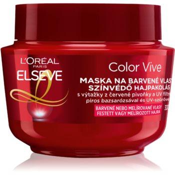 L'Oréal Paris Elseve Color-Vive masca pentru păr vopsit notino.ro