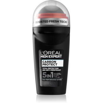 L'Oréal Paris Men Expert Carbon Protect antiperspirant roll-on imagine 2021 notino.ro