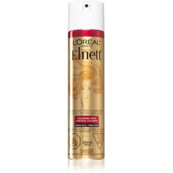 L'Oréal Paris Elnett Satin Spray pentru păr colorat cu filtru UV notino.ro