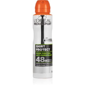 L'Oréal Paris Men Expert Shirt Protect spray anti-perspirant imagine 2021 notino.ro