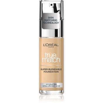 L'Oréal Paris True Match fond de ten lichid notino.ro