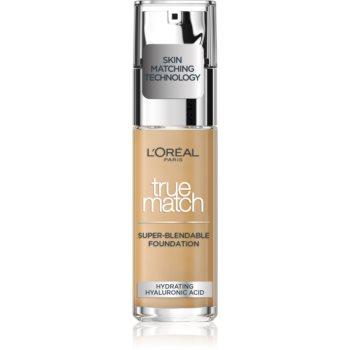L'Oréal Paris True Match fond de ten lichid imagine 2021 notino.ro
