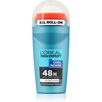 L'Oréal Paris Men Expert Cool Power antiperspirant roll-on notino.ro