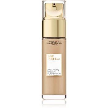 L'Oréal Paris Age Perfect make-up strălucitor de întinerire notino.ro