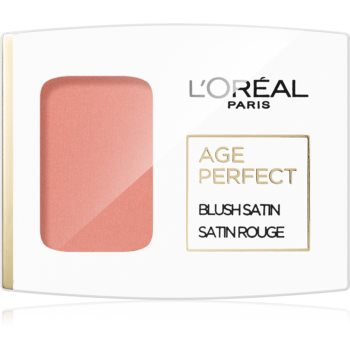 L'Oréal Paris Age Perfect Blush Satin blush imagine 2021 notino.ro