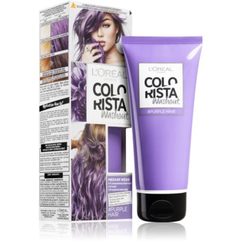 L'Oréal Paris Colorista Washout Culoare temporară pentru păr imagine 2021 notino.ro