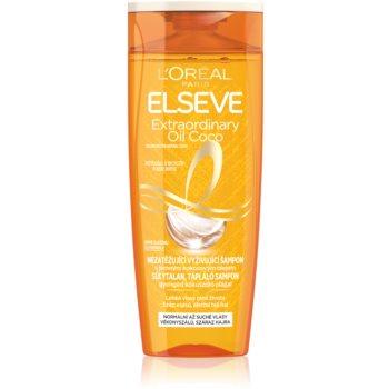 L'Oréal Paris Elseve Extraordinary Oil Coconut sampon hranitor pentru par normal spre uscat notino.ro