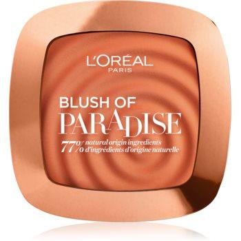 L'Oréal Paris Wake Up & Glow Life's a Peach blush notino.ro