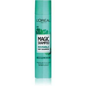 L'Oréal Paris Magic Shampoo Vegetal Boost șampon uscat pentru volum, care nu lasă urme albe imagine 2021 notino.ro