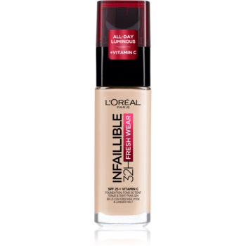 L'Oréal Paris Infallible fard lichid de lunga durata imagine 2021 notino.ro