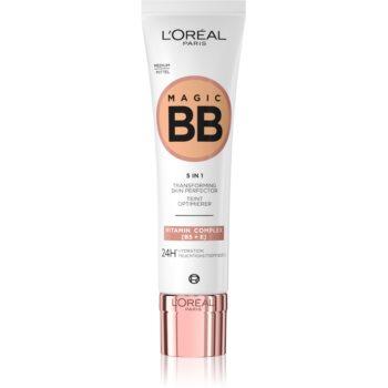 L'Oréal Paris Wake Up & Glow BB C'est Magic crema BB imagine 2021 notino.ro