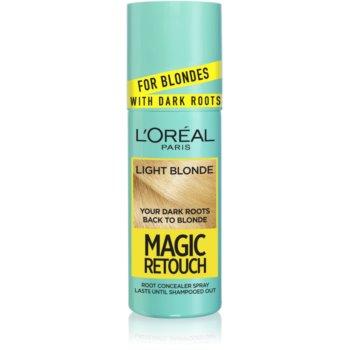 L'Oréal Paris Magic Retouch spray instant pentru camuflarea rădăcinilor crescute imagine 2021 notino.ro