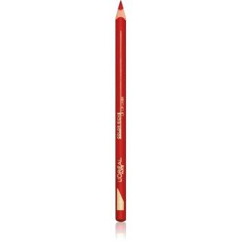 L'Oréal Paris Color Riche creion contur buze imagine 2021 notino.ro
