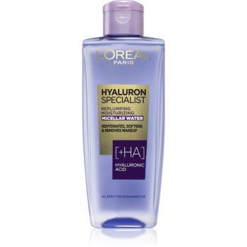 L'Oréal Paris Hyaluron Specialist apa micelara hidratanta cu acid hialuronic imagine 2021 notino.ro