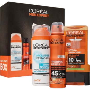 L'Oréal Paris Men Expert L'Oréal Paris Men Expert sprchový gel 300 ml + L'Oréal Paris Men Expert ant
