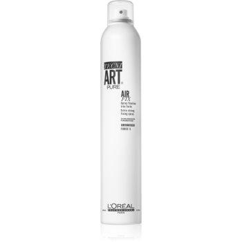 L'Oréal Professionnel Tecni.Art Air Fix Pure spray pentru păr cu fixare foarte puternica notino.ro