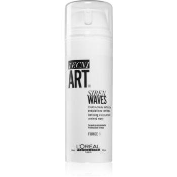 L'Oréal Professionnel Tecni.Art Siren Waves cremă styling pentru definirea buclelor imagine 2021 notino.ro