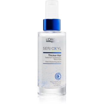 L'Oréal Professionnel Serioxyl Intra-Cylane™ Thicker Hair Ser pentru intarirea imediata si largirea diametrului fibrei parului imagine 2021 notino.ro