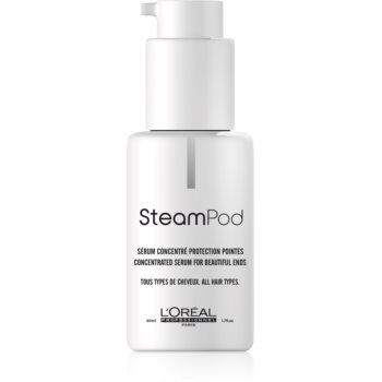 L'Oréal Professionnel Steampod ser cu efect de netezire pentru reapararea capetelor parului imagine 2021 notino.ro