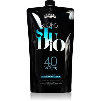 L'Oréal Professionnel Blond Studio Nutri Developer lotiune activa imagine 2021 notino.ro
