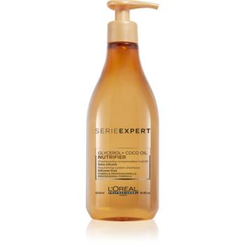 L'Oréal Professionnel Serie Expert Nutrifier sampon hranitor cu ulei de cocos imagine 2021 notino.ro