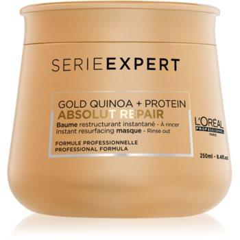 L'Oréal Professionnel Serie Expert Absolut Repair Gold Quinoa + Protein balsam regenerator pentru par foarte deteriorat imagine 2021 notino.ro