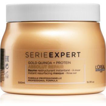 L'Oréal Professionnel Serie Expert Absolut Repair Gold Quinoa + Protein regenerační balzám pro velmi