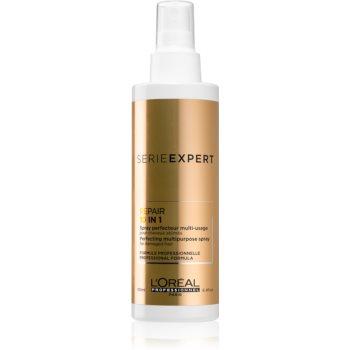 L'Oréal Professionnel Serie Expert Absolut Repair Gold Quinoa + Protein Spray multifuncțional ușor pentru par deteriorat notino.ro