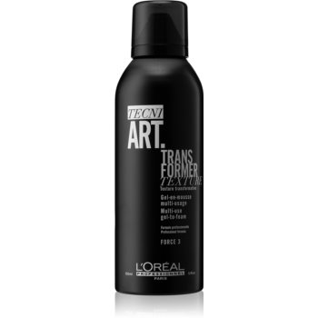 L'Oréal Professionnel Tecni.Art Transformer gel styling gel pentru volum și formă imagine 2021 notino.ro