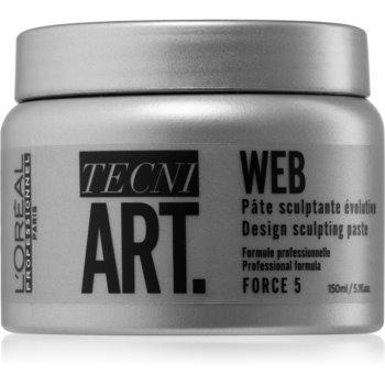 L'Oréal Professionnel Tecni.Art Web Design gel modelator pentru coafura pentru structura si stralucire imagine 2021 notino.ro