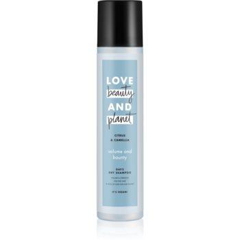 Love Beauty & Planet Volume and Bounty șampon uscat pentru par fin notino.ro