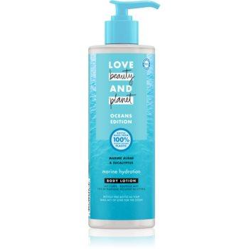 Love Beauty & Planet Oceans Edition Wave of Hydration loțiune de corp hidratantă notino.ro