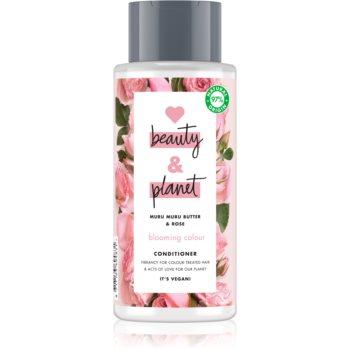 Love Beauty & Planet Blooming Colour balsam pentru păr vopsit notino.ro