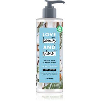 Love Beauty & Planet Luscious Hydration loțiune de corp hidratantă imagine 2021 notino.ro