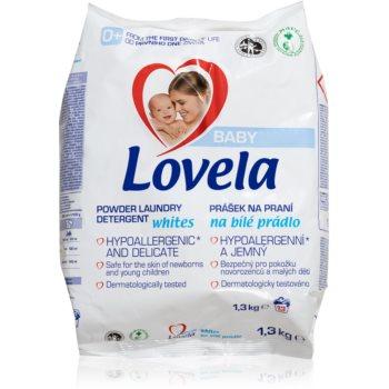 Lovela White detergent pentru rufe rufe albe imagine 2021 notino.ro