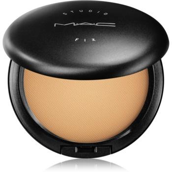 MAC Cosmetics Studio Fix Powder Plus Foundation 2 in 1 pudra si makeup notino.ro