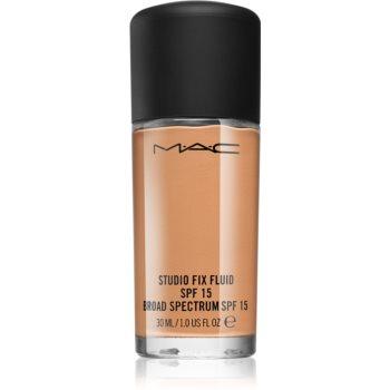 MAC Cosmetics Studio Fix Fluid fond de ten matifiant SPF 15 imagine 2021 notino.ro