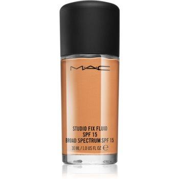 MAC Cosmetics Studio Fix Fluid fond de ten matifiant SPF 15 notino.ro