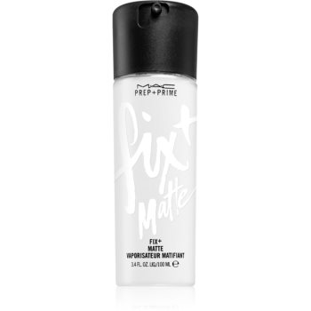 MAC Cosmetics Prep + Prime Fix+ Mattifiying Mist spray de fixare si matifiere make-up imagine 2021 notino.ro