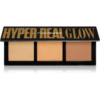 MAC Cosmetics Hyper Real Glow Palette paleta luminoasa imagine 2021 notino.ro