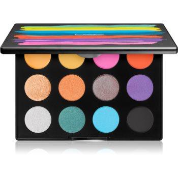 MAC Cosmetics Art Library: It's Designer paleta farduri de ochi notino poza