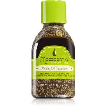 Macadamia Natural Oil Healing ulei de ingrijire pentru toate tipurile de păr imagine 2021 notino.ro