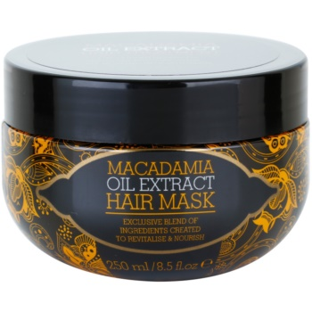 Macadamia Oil Extract Exclusive masca de par hranitoare pentru toate tipurile de păr notino.ro